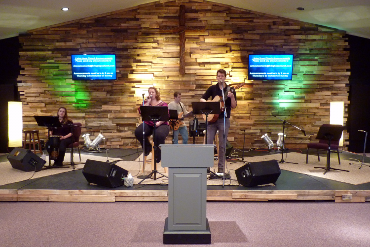 Living Hope Church Worship