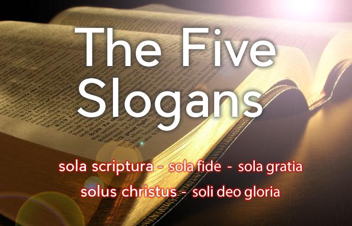 The Five Slogans