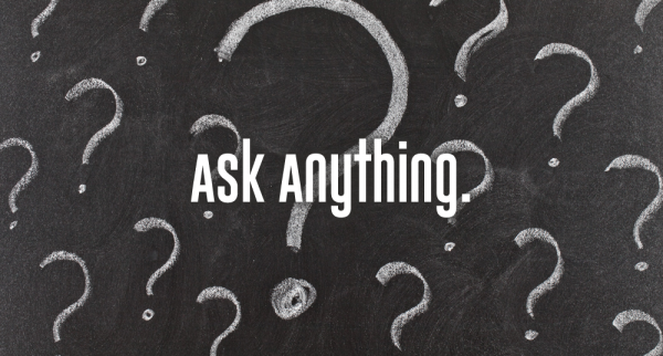 Ask Anything - Hard Verses Image
