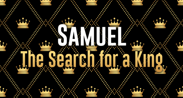 Samuel Week 5 - Saul Anointed King Image