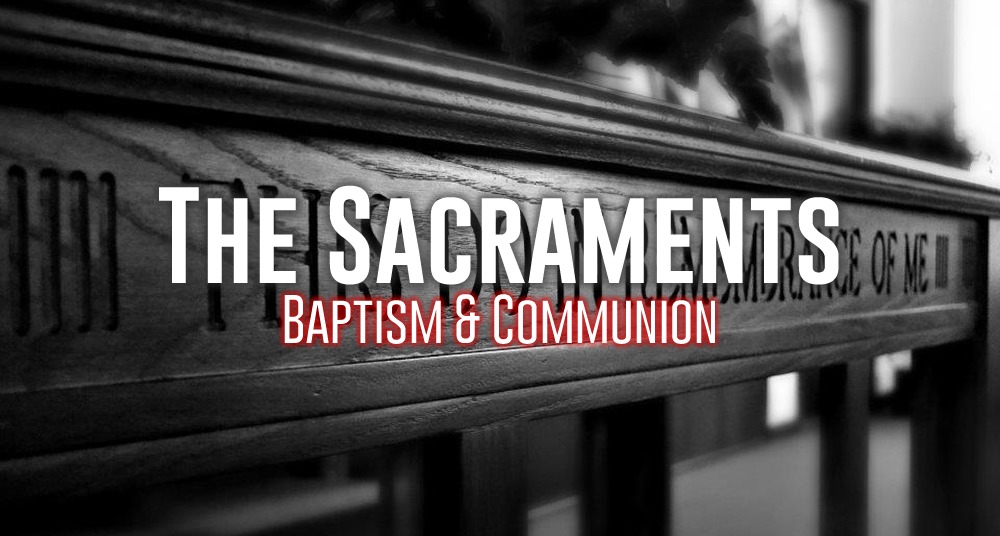 The Sacraments